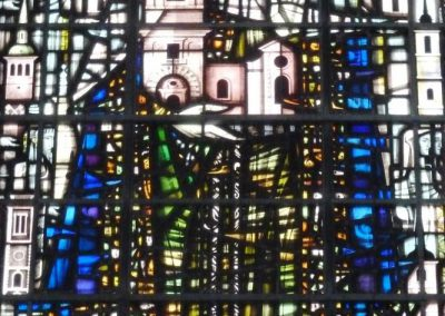 Our Lady with St Mary-le-Bow